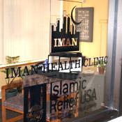Islamic Relief is a principal sponsor of IMAN Health Clinic
