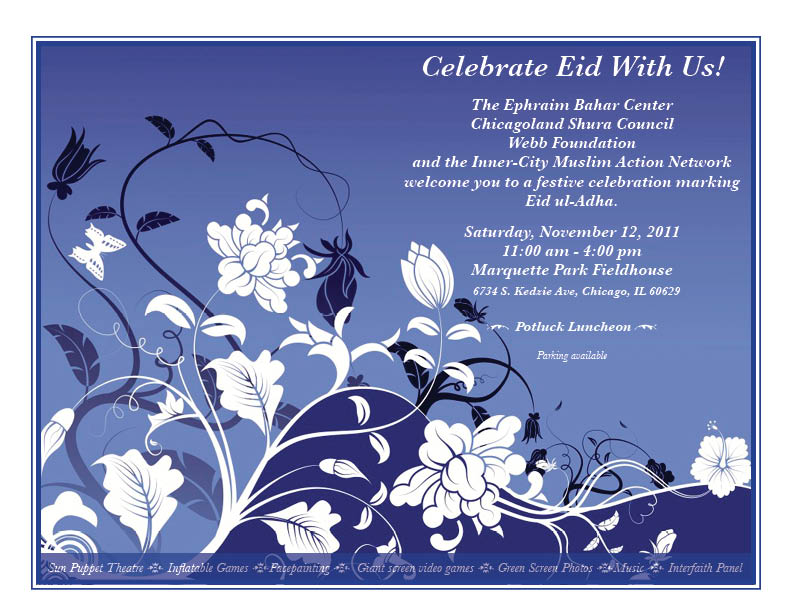 2011 Eid ul-Adha Celebration
