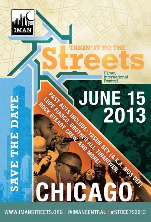 Streets 2013