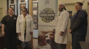 Clinic Staff 2015