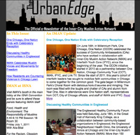 Urban Edge: IMAN's Monthly Newsletter