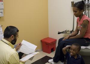 Health Clinic Growth