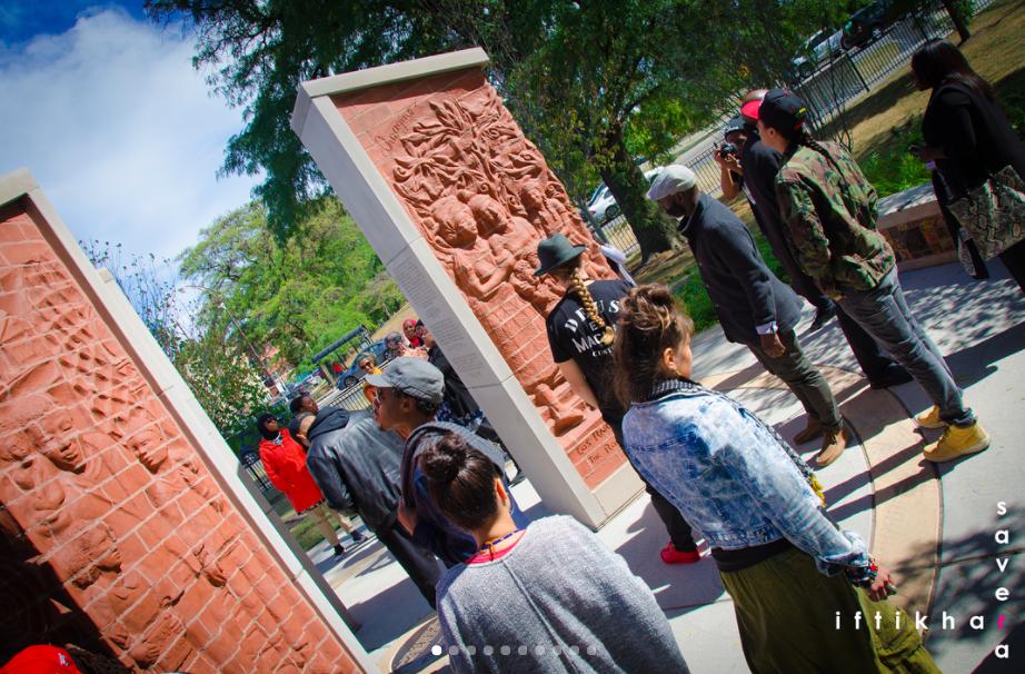 Martin Luther King Jr Living Memorial Inner City Muslim Action
