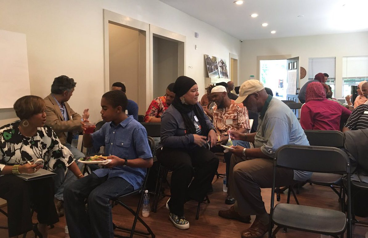 Atlanta Community Gathers to Support ReEntry Efforts