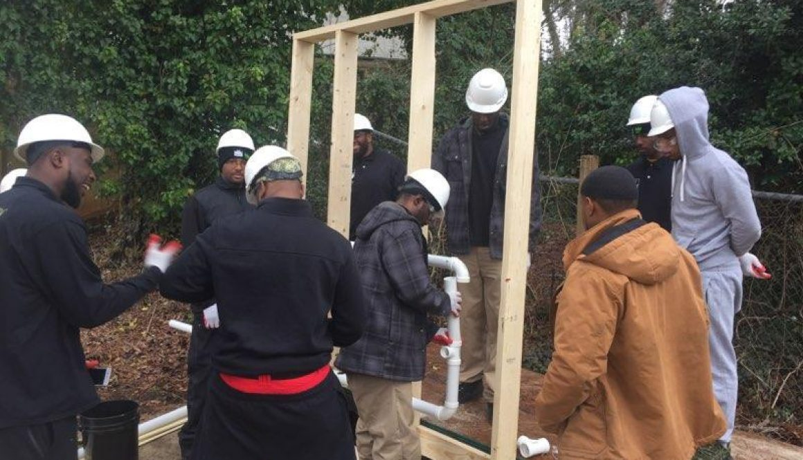 Newest Green ReEntry Cohort Takes Root in Atlanta