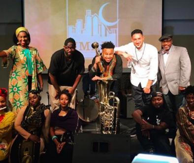 IMAN Hosts 1st Ever CommUNITY Café in Jackson, MS