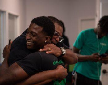 ATL Green RE hug