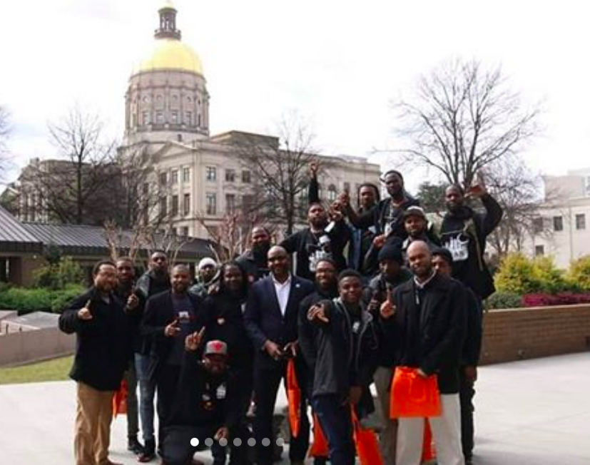 ATL Advocacy at the State Capitol