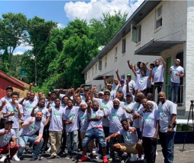Cohorts Gather in ATL for Green ReEntry Summit
