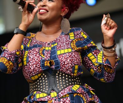 IMAN Roster Artist Maimouna Youssef on Tour with Common