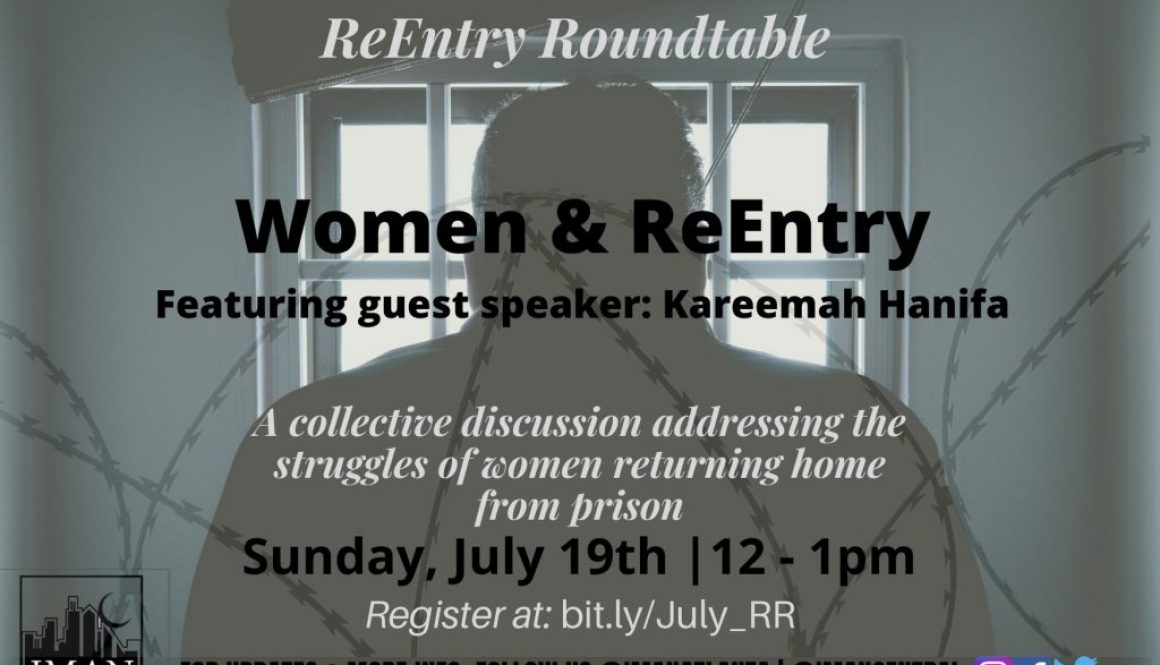 ReEntry Roundtable